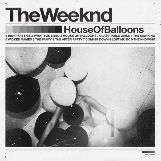 House Of Ballons Cover.
